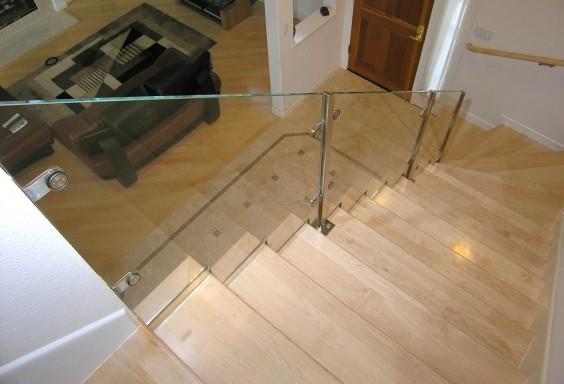 Custom Glass Railing