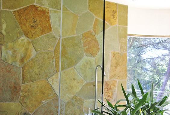 Shower - Glass Divider