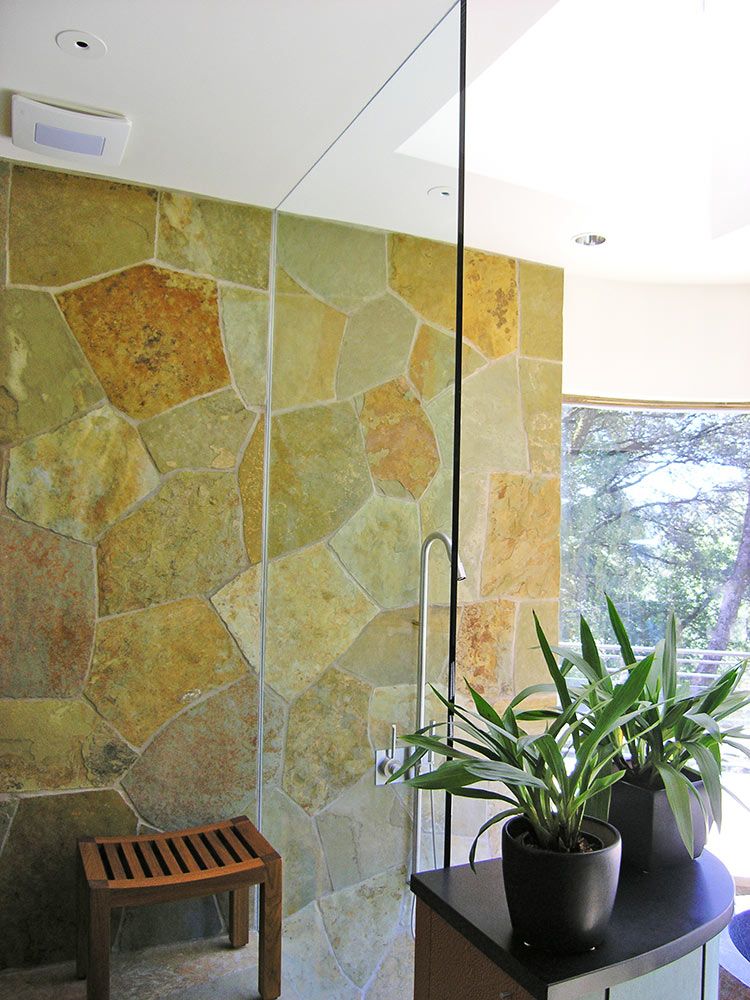 Shower - Glass Divider