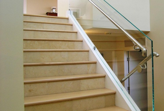Stair Railing (Indoor)