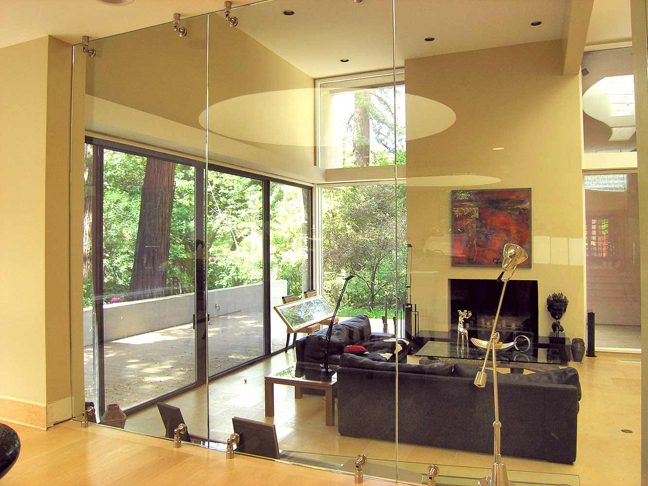 Conference Rooms | Los Gatos Glass