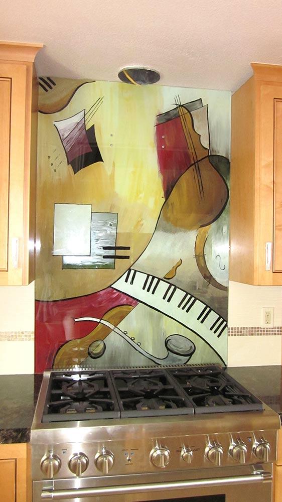 Backsplash-stove-install-#3